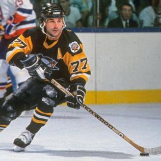 Paul-Coffey-Pens Paul Coffey Boston Bruins Carolina Hurricanes Chicago Blackhawks Detroit Red Wings Edmonton Oilers Hartford Whalers Los Angeles Kings Paul Coffey Philadelphia Flyers Pittsburgh Penguins