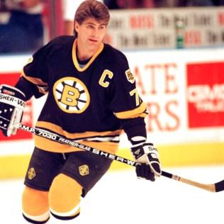 Ray-Bourque Ray Bourque Boston Bruins Colorado Avalanche Ray Bourque
