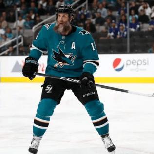 Thornton-Sharks-Bruins-Leafs Joe Thornton Boston Bruins Joe Thornton San Jose Sharks Toronto Maple Leafs