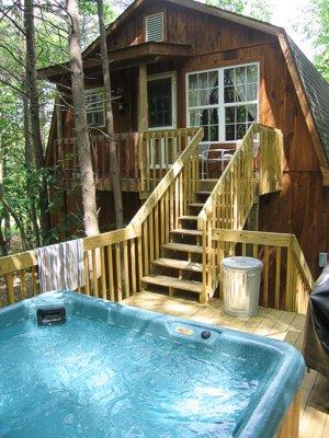 Hocking Hills Cabin The Tree House Of Bellevue Retreat