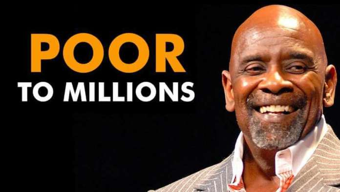 Chris Gadner - trở thành triệu phú từ tận cùng của nghèo khó