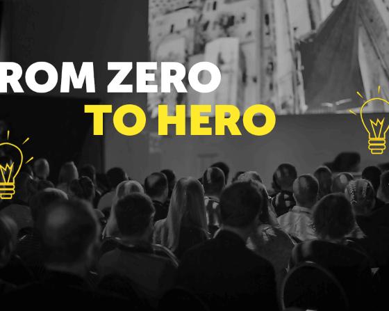 từ zero tới hero
