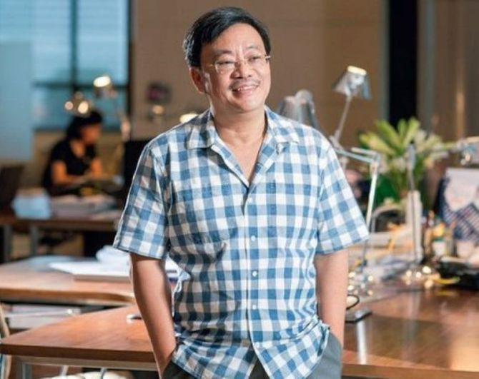 Nguyễn Đăng Quang tỷ phú USD