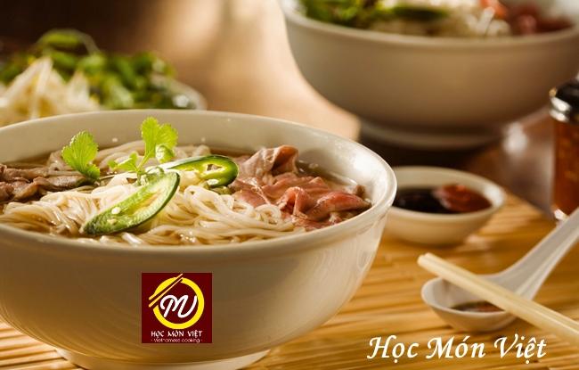 ẩm thực Việt Nam Học Món Việt