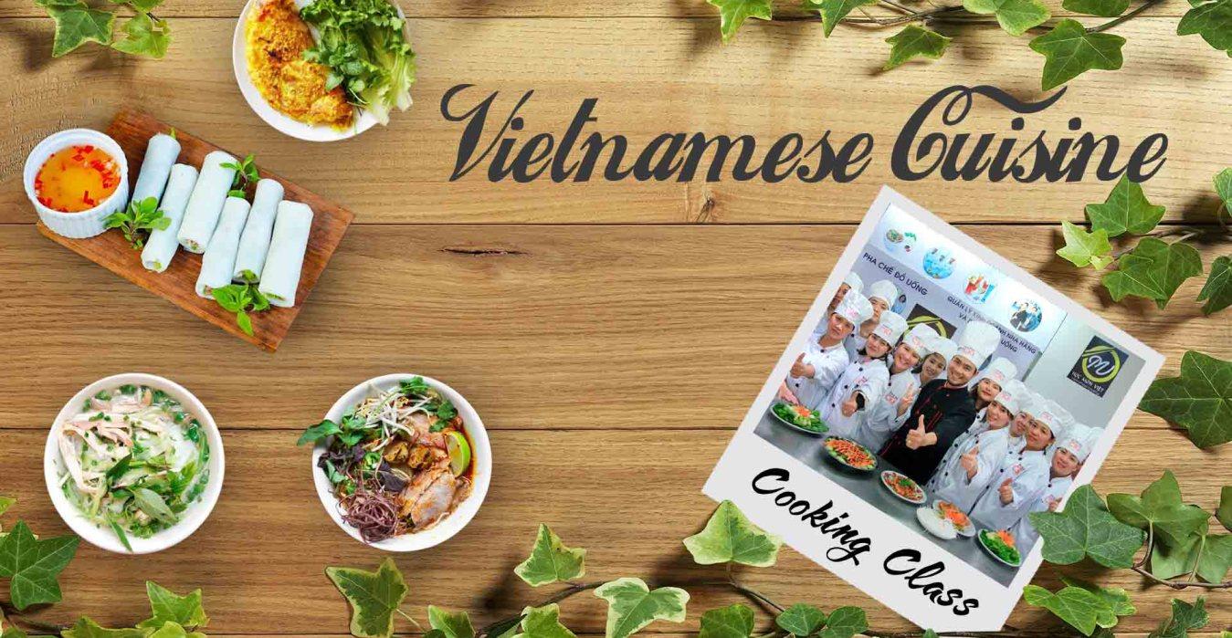 Học Món Việt - Khám phá Ẩm thực Việt Nam