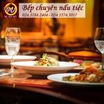 Khóa học bếp chuyên nấu tiệc thương hiệu Học Món Việt