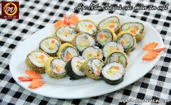 Học Nấu chè và Các món ăn vặt ảnh 1 tại Học Món Việt