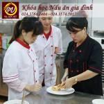 khóa học nấu ăn gia đình ảnh đại diện 1 tại Học Món Việt