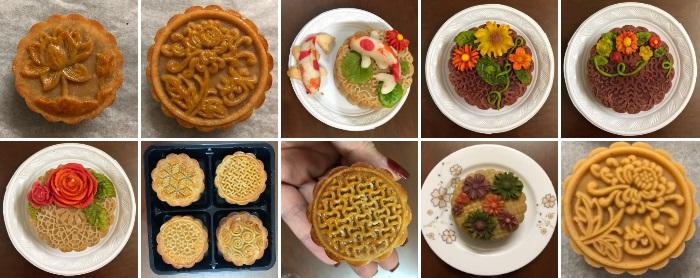 Bánh trung thu handmade - Học Món Việt