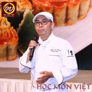 Thầy Nguyễn Đức Thắng - Giảng viên Học Món Việt