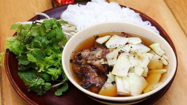 7 món ăn Hà Nội nhất định phải thử: Bún chả học nấu ăn tại Học Món Việt