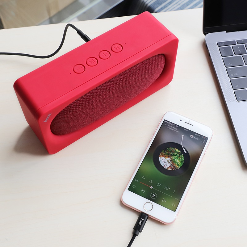 hoco upa13 sound source series apple digital audio conversion cable speaker