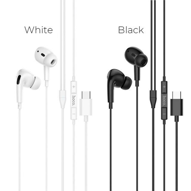 hoco m1 pro original series earphones for type c colors