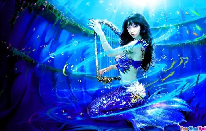 cảm âm Huyền thoại nàng tiên cá