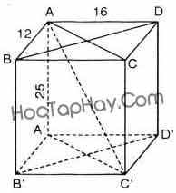 Bài Tập 10 Trang 132 SGK Toán Học Lớp 8 - Tập 2