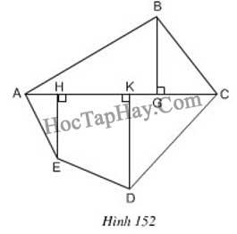 Bài Tập 37 Trang 130 SGK Hình Học Lớp 8 - Tập 1