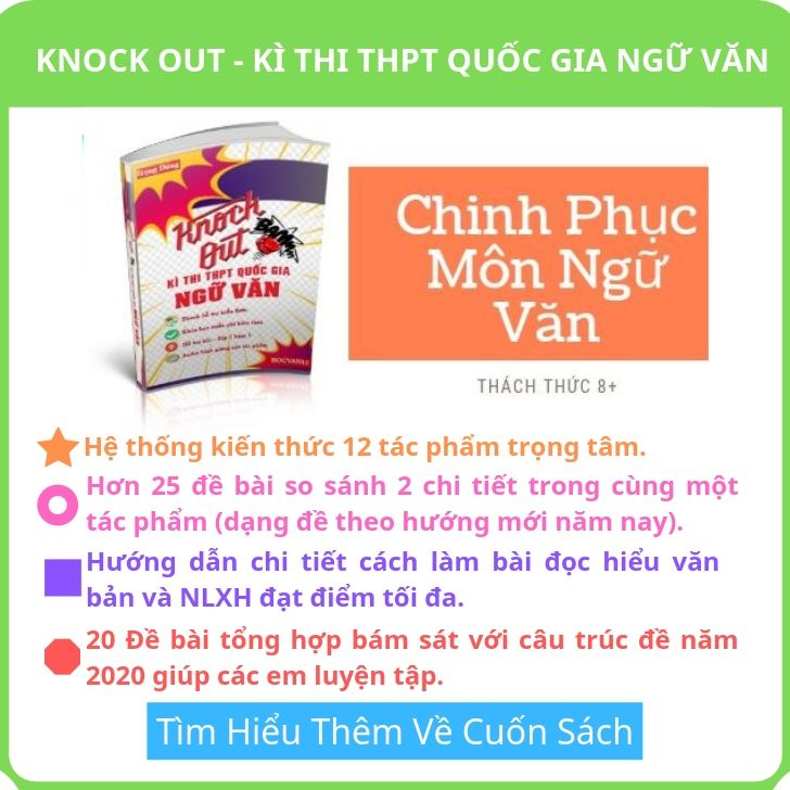 Knock out - kì thi thpt ngữ văn