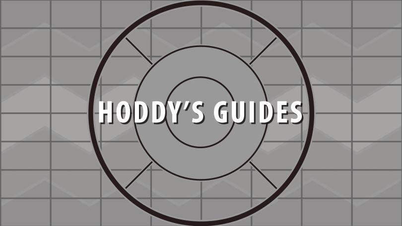 Hoddys Guides Header