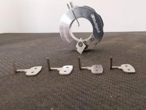 Multipick TNT-20-V3 Circular tension tool