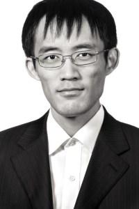 Headshot of Haoshen Zhong