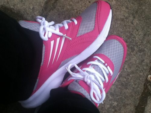 Fitness Shoe Review: Avon Workout Trainers