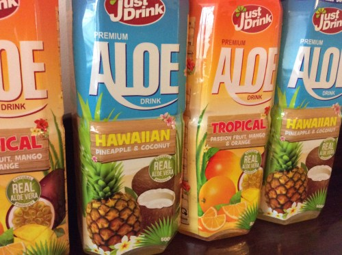 Review: What is Just Drink Aloe like?