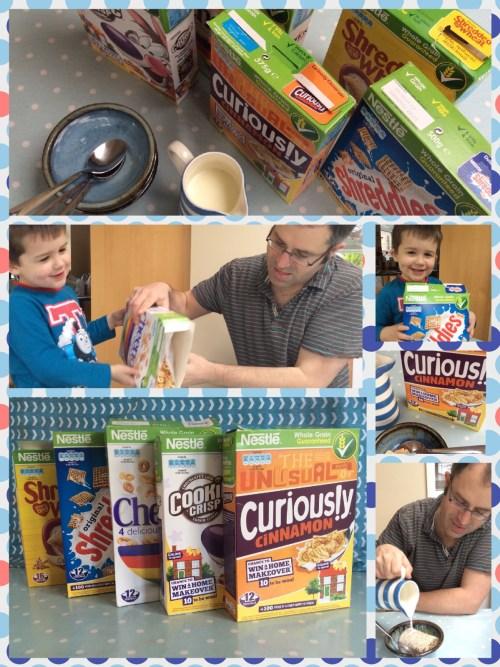 Nestlé Cereals