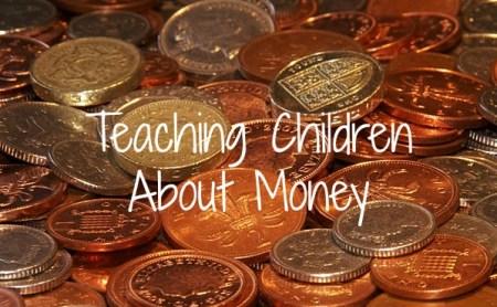 Teaching Children About Money