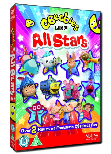 CBeebies All Stars DVD