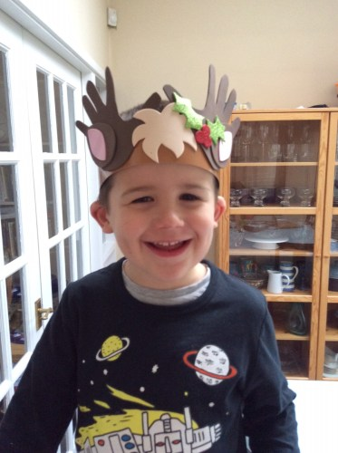 reindeer crown