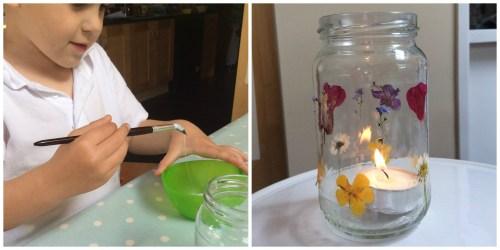 Dried Flower Craft Ideas