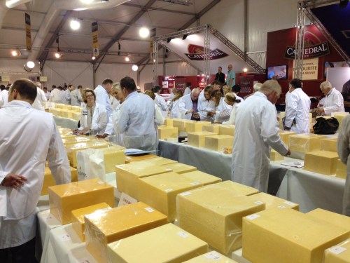 The International Cheese Awards 2016