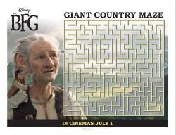Disney's The BFG