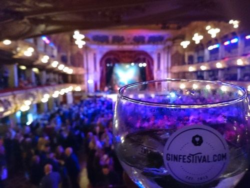 Review: The Gin Festival Blackpool 2017, Blackpool Tower Ballroom