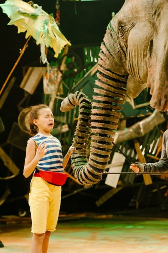 Review: Michael Morpurgo's Running Wild, The Lowry Theatre