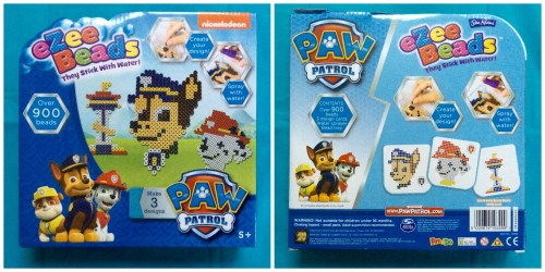 Toy Review: eZee Beads PAW Patrol
