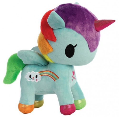 Blog Birthday Giveaway! Win a Pixie Unicorno Plush Toy