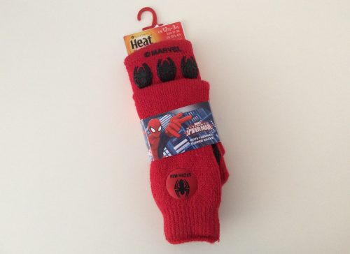 Review: Spider-Man Marvel Heat Holders Socks