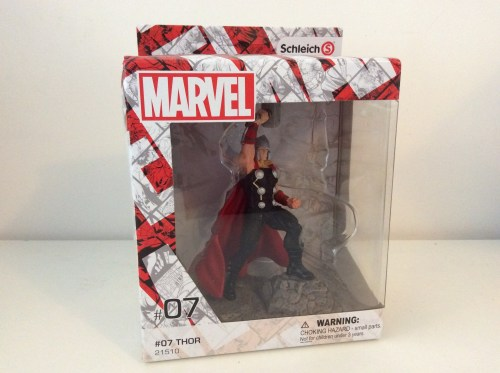 Meet the Thor: Ragnarok Figurine from Schleich Marvel