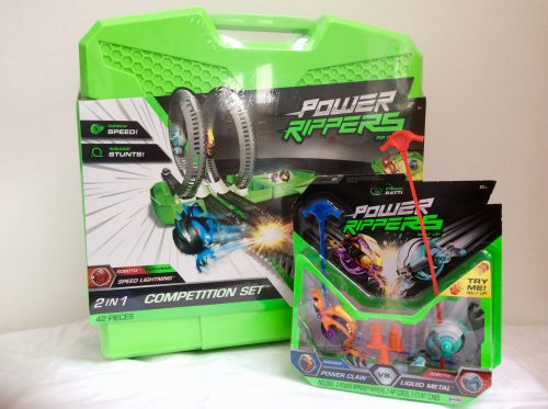 Toy Review: Get ready for battle with Power Rippers!