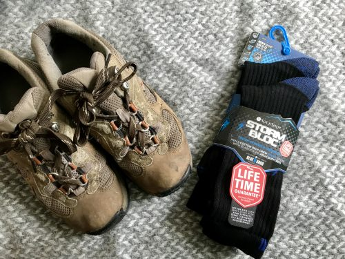 Review: Storm Bloc Socks - specialist walking socks