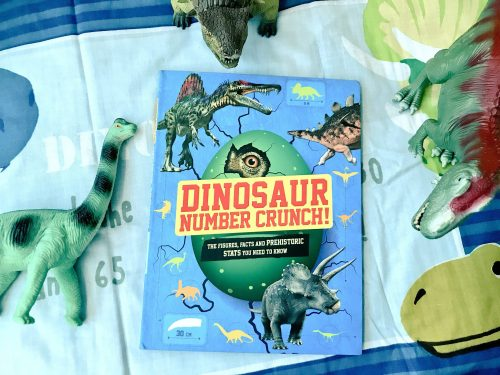 Book Review : Dinosaur Number Crunch!