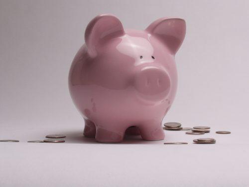 piggy bank, money box, money, cash