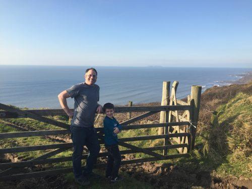 A little catch up - Spring 2018 Devon