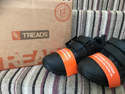 Treads School Shoes - Are they indestructible?