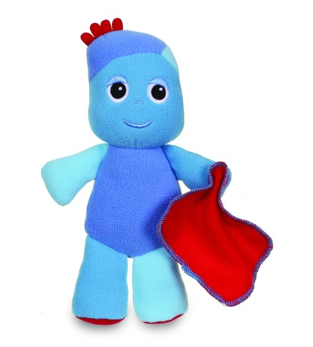 Win an In The Night Garden Iggle Piggle Talking Softie