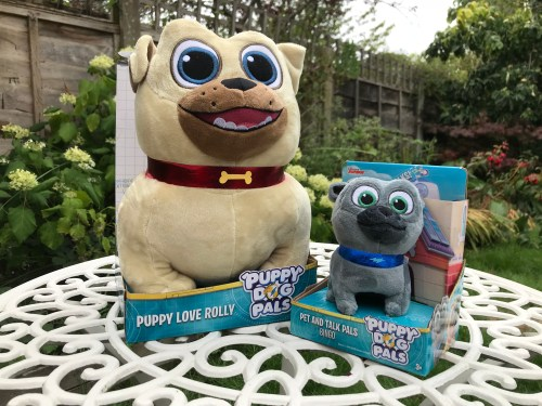 Review: Puppy Dog Pals Toys