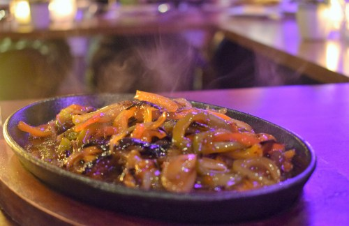 Review: The new menu at Grill in the Park, Worsley