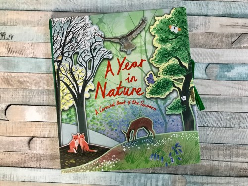 Book Review: A Year in Nature by Hazel Maskell