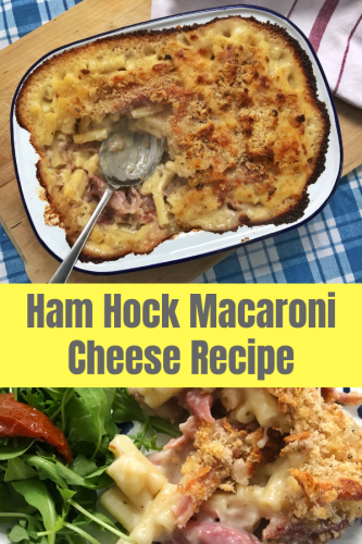 Recipe: Ham Hock Macaroni Cheese